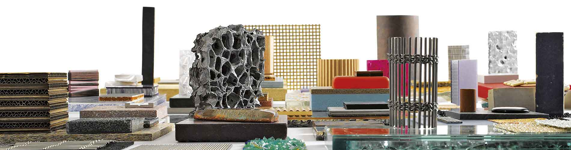 materiali innovativi in ceramica e altro