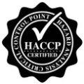 Certificazione Haccp resina